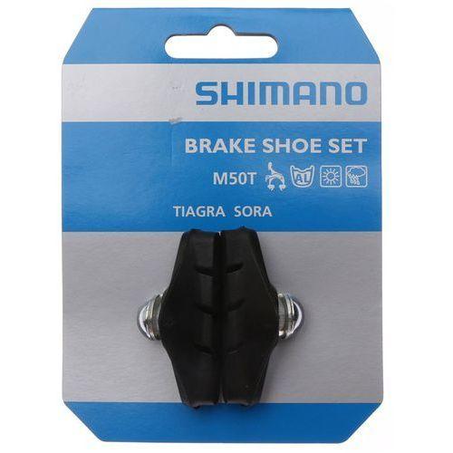 Shimano M50T - Klocki hamulców szczękowych