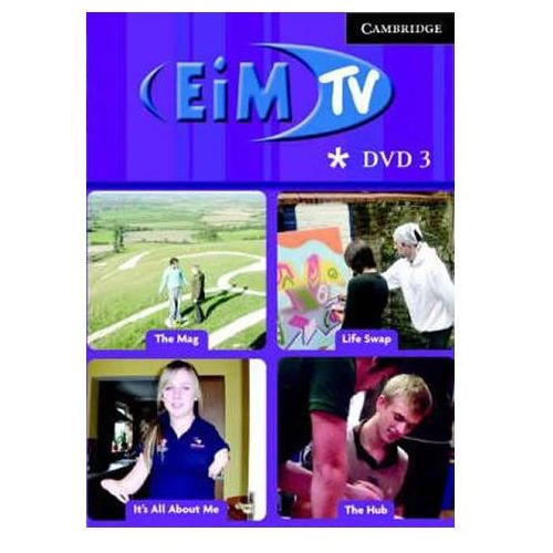 English in Mind 3: DVD and Activity Booklet Kolektiv Autorů (9780521696852)