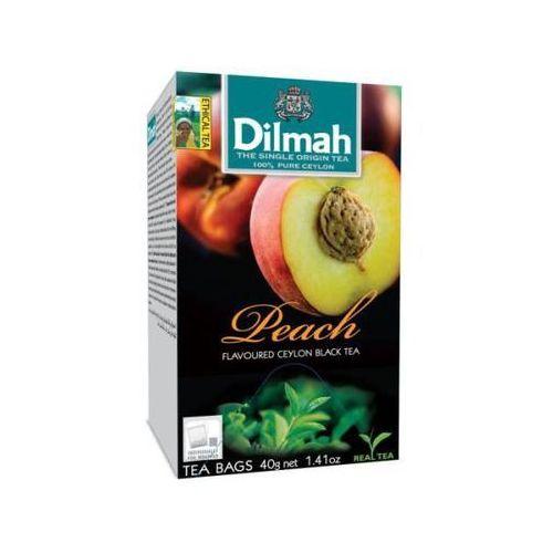 Herbata brzoskwiniowa 20 szt. - x03702 marki Dilmah