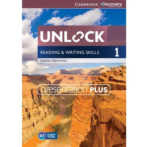 Unlock: Reading and Writing Skills 1. Presentation Plus DVD-ROM (9781107638006)