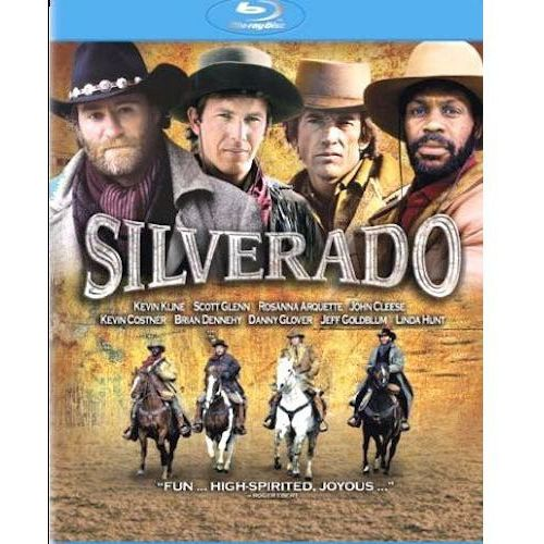 Columbia pictures Silverado [blu ray]