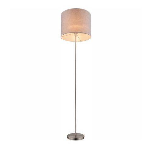 Globo 15185S - Lampa podłogowa PACO 1xE27/60W/230V