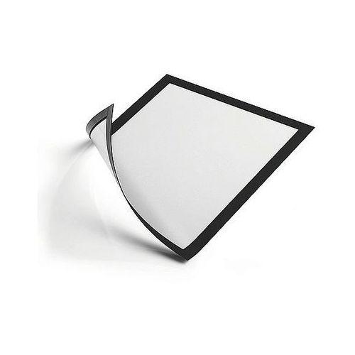Durable Ramka magnetyczna duraframe magnetic a4,czarna 48901 - 5szt.