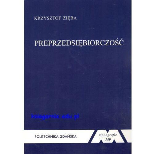 Preprzedsiębiorczość (9788373486126)