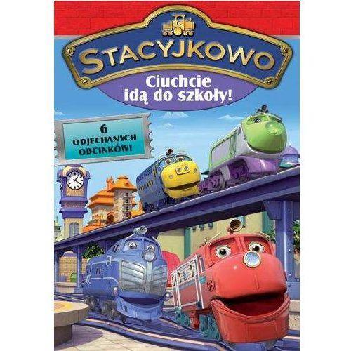 Stacyjkowo - Ciuchcie idą do szkoły (DVD) - Sarah Ball (7321997115069)