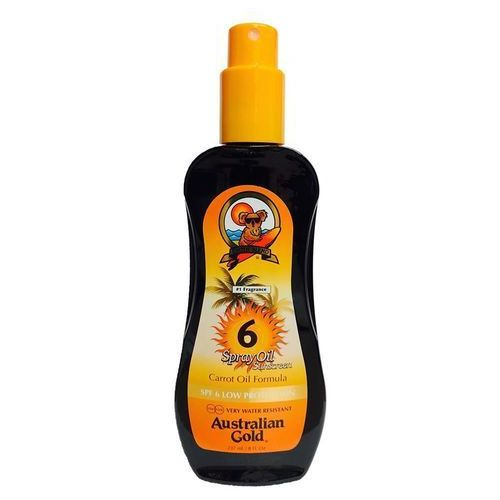 Australian Gold SPF 6 Carrot Intensifier Oil Spray | Przyspieszacz opalania 237ml
