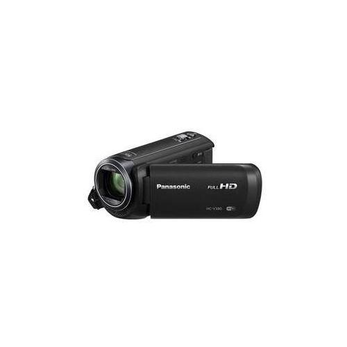 HC-V380 marki Panasonic - cyfrowa kamera