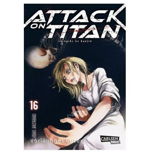 Attack on Titan. Bd.16