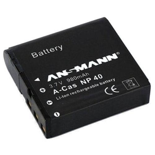 Ansmann Akumulator A-Cas NP 40 (4013674303052)