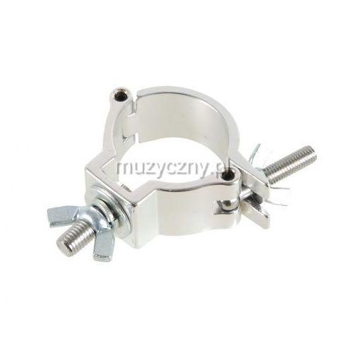 Duratruss mini 360 obejma - hak aluminiowy - obejma na rurę fi 50mm