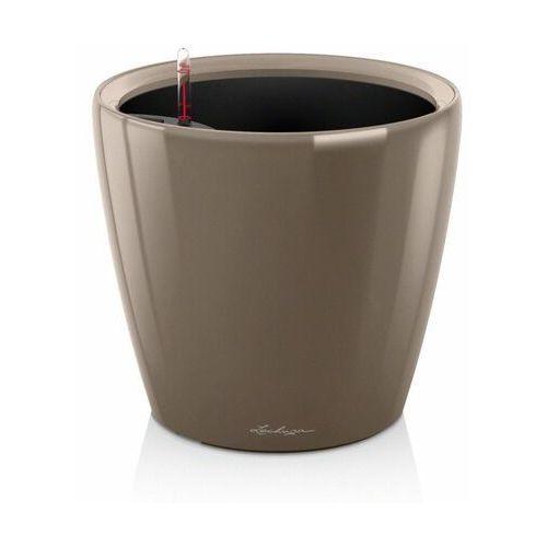 Donica Lechuza Classico LS - taupe (kawa z mlekiem) - 35cm, połysk - kawa z mlekiem (4008789160652)