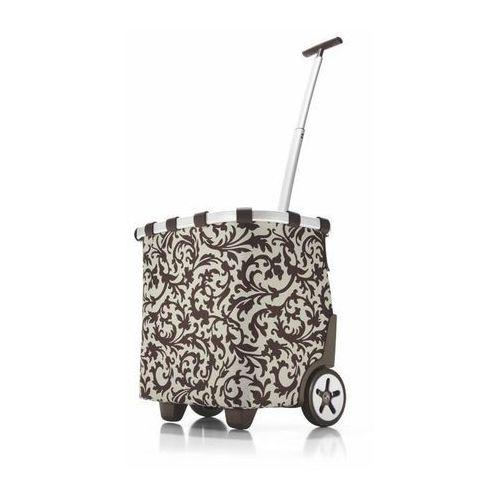 Wózek na zakupy Reisenthel Carrycruiser 40l, baroque sand - sprawdź w prezentBOX