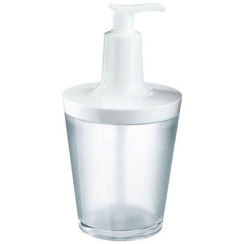 Koziol Dozownik do płynnego mydła flow - kolor przeźroczysty,
