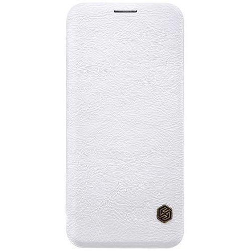 Etui Nillkin QIN Samsung Galaxy S9 Plus - White - White