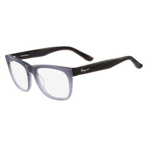 Salvatore ferragamo Okulary korekcyjne sf 2737 035