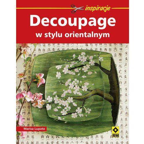 Decouoage w stylu orientalnym (64 str.)