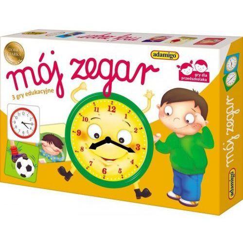 Mój zegar - loteryjka edukacyjna - DARMOWA DOSTAWA OD 199 ZŁ!!!, 5_605073