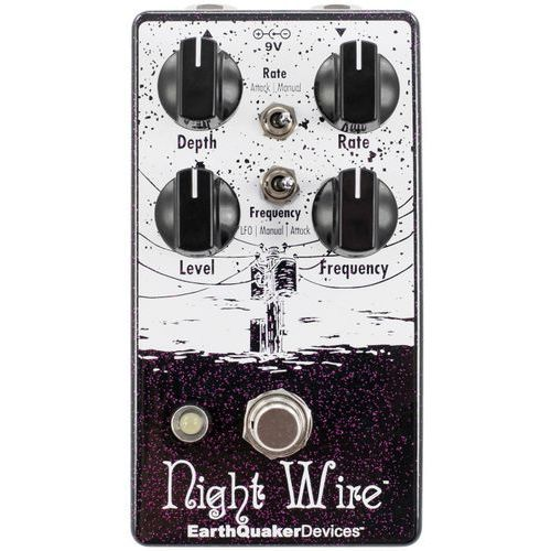 EarthQuaker Devices Night Wire V2 - Wide Range Harmonic Tremelo efekt do gitary elektrycznej
