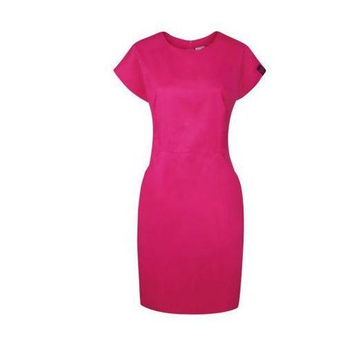 Sukienka kosmetyczna VENA AMARANT (odzież medyczna)