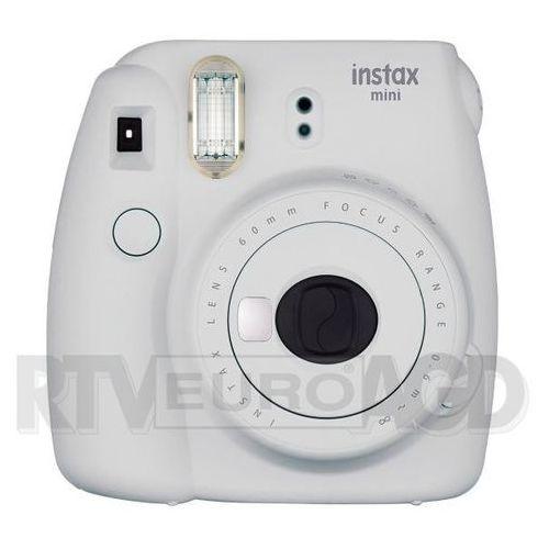 instax mini 9 (biały) + 10 zdjęć marki Fujifilm