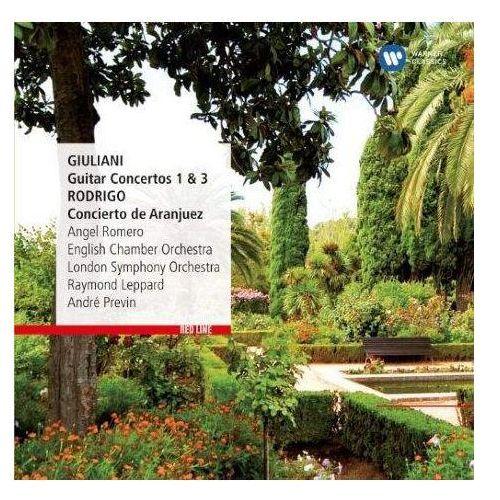 Red Line - Guitar Concertos No. 1 & 3 / Concierto De Aranjuez, 7353052