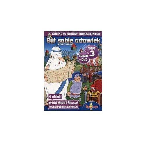 Był sobie człowiek książka+DVD Tom 3 - Praca zbiorowa (Płyta CD)
