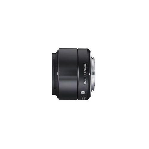 Obiektyw SIGMA 19mm F2.8 DN A Czarny (Sony)