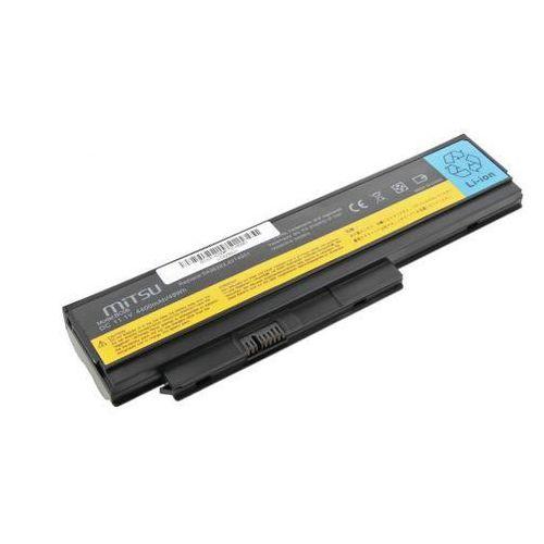 Mitsu Akumulator / nowa bateria do laptopa lenovo x230