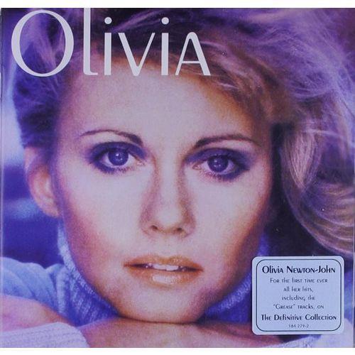 Olivia newton john - the definitive collection [cd] marki Universal music group