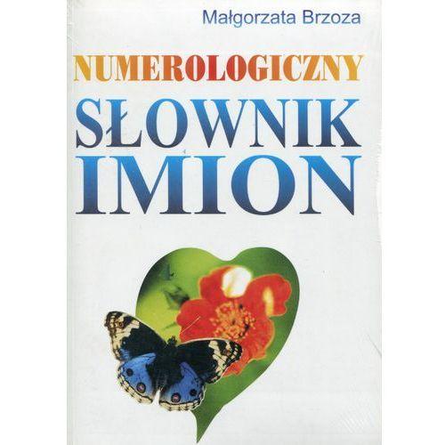 Numerologiczny słownik imion, oprawa miękka