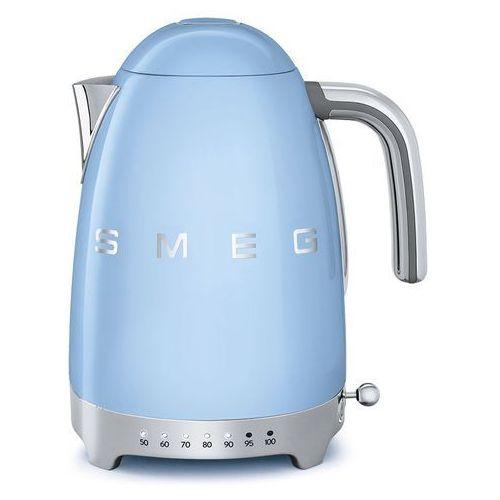 - czajnik z regulacją temperatury - pastelowy błękit - błękitny marki Smeg