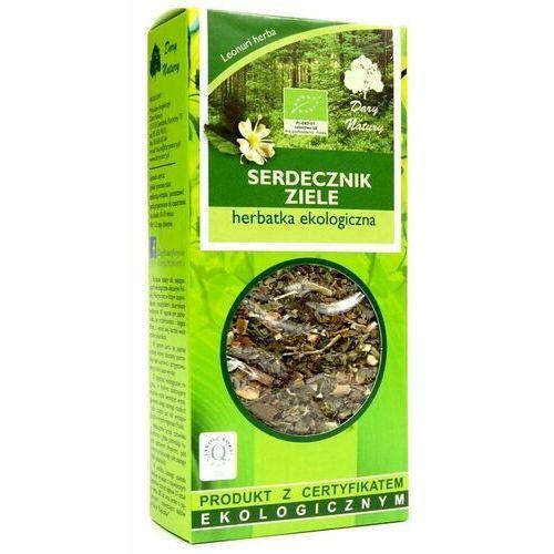Dary Natury Serdecznik ziele herbatka ekologiczna 100% 50g