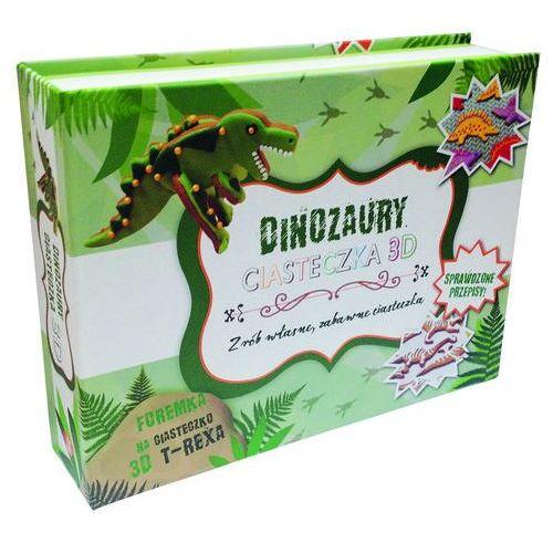 Dinozaury. Ciasteczka 3D - Wysyłka od 5,99 - kupuj w sprawdzonych księgarniach !!! (2014)