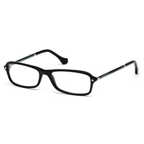 Okulary Korekcyjne Balenciaga BA5016 001