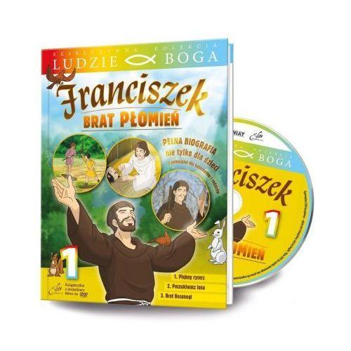 Rafael Ludzie boga. św. franciszek. brat płomień cz.1 dvd (9788365405098)