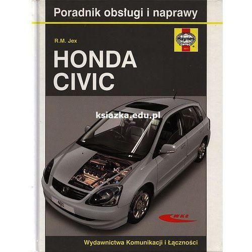 HONDA CIVIC 2001-2005 /WKIŁ (2010)