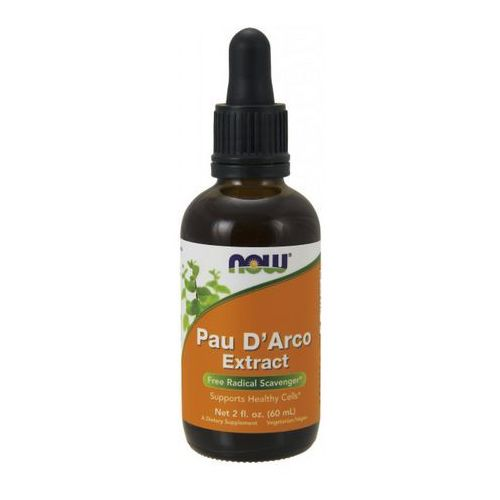 Now Foods Pau D'Arco (LaPacho) Extract 60ml