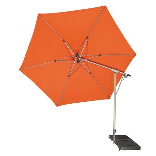 Parasol ogrodowy DOPPLER Pendel pomarańczowy 434225816 (parasol ogrodowy) od ELECTRO.pl