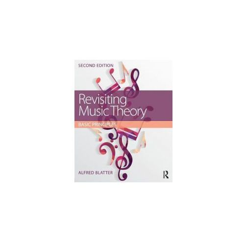 Revisiting Music Theory (9781138915893)