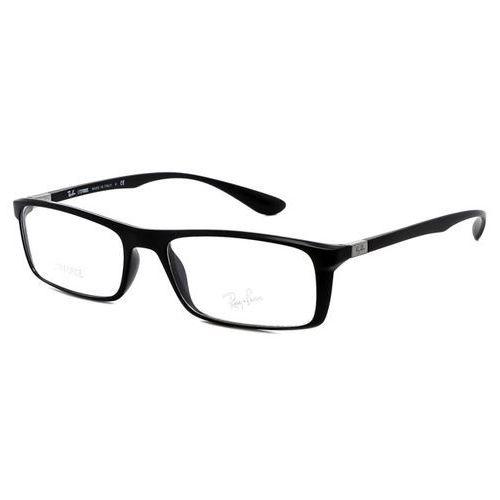 Okulary korekcyjne tech rx7035 liteforce 5204 marki Ray-ban