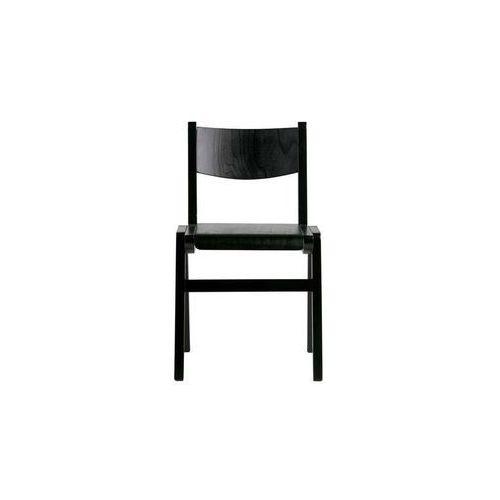 Be pure Krzesło academy school czarne -