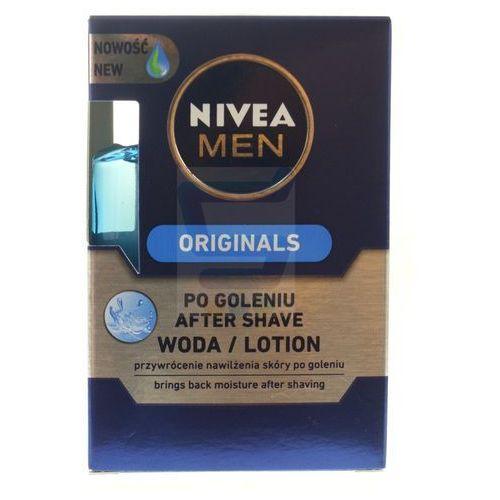 men woda p/goleniu oryginal 81362 marki Nivea