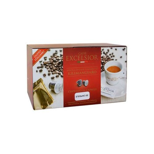Excelsior Kilimangiaro Nespresso 20 kapsułek (8019133000322)
