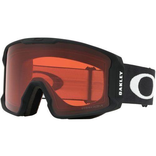 Oakley line miner gogle zimowe mężczyźni, matte black/w prizm rose 2020 gogle narciarskie (0888392175434)