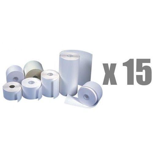 Emerson Rolki papierowe do kas termiczne , 44 mm x 30 m, opakowanie 15 x zgrzewka 10 rolek - autoryzowana dystrybucja - szybka dostawa - tel.(34)366-72-72 - sklep@solokolos.pl (6902178033529)