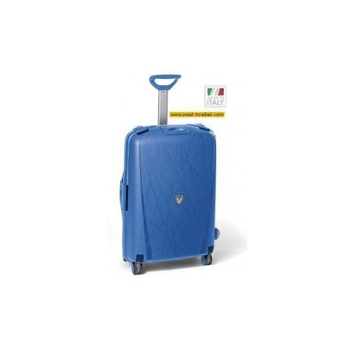 b5547b3087dd2 RONCATO walizka średnia z kolekcji Roncato LIGHT 4 koła materiał  Polipropylen zamek szyfrowy TSA, 500712 600,00 zł Walizka podkreślająca się  lekkością i ...