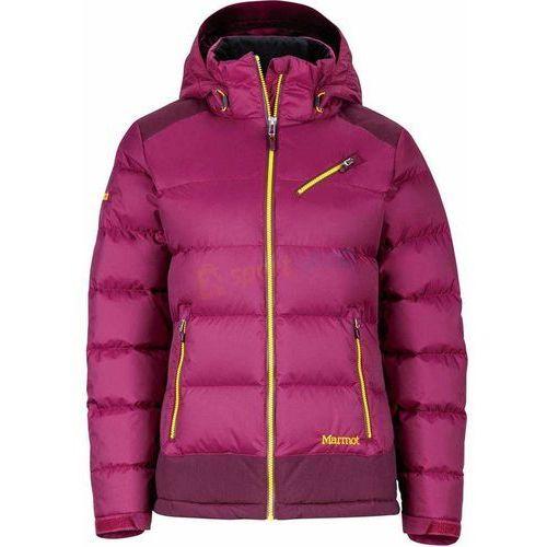 Kurtka narciarska damska sling shot  (różowa) marki Marmot