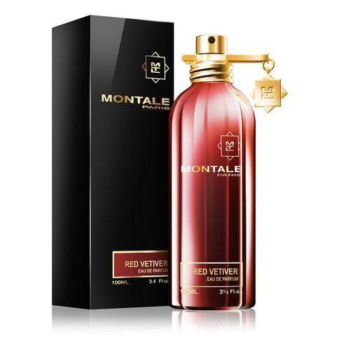 Montale red vetyver, woda perfumowana, 100ml