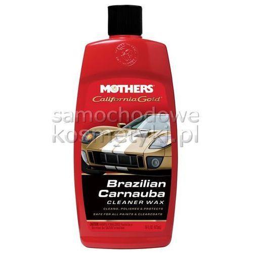 California Gold® Carnauba Cleaner Wax - Mleczko, Mothers z SamochodoweKosmetyki.pl