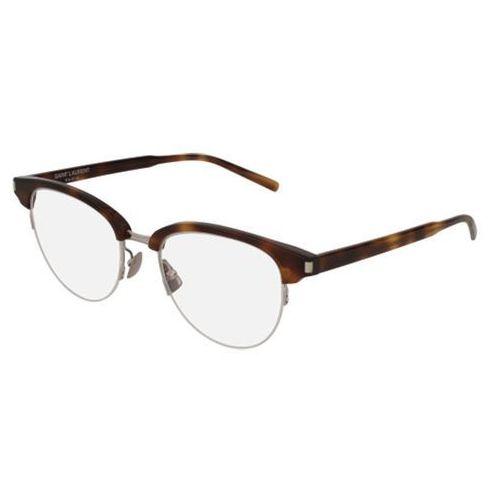 Saint laurent Okulary korekcyjne sl 188 slim 003